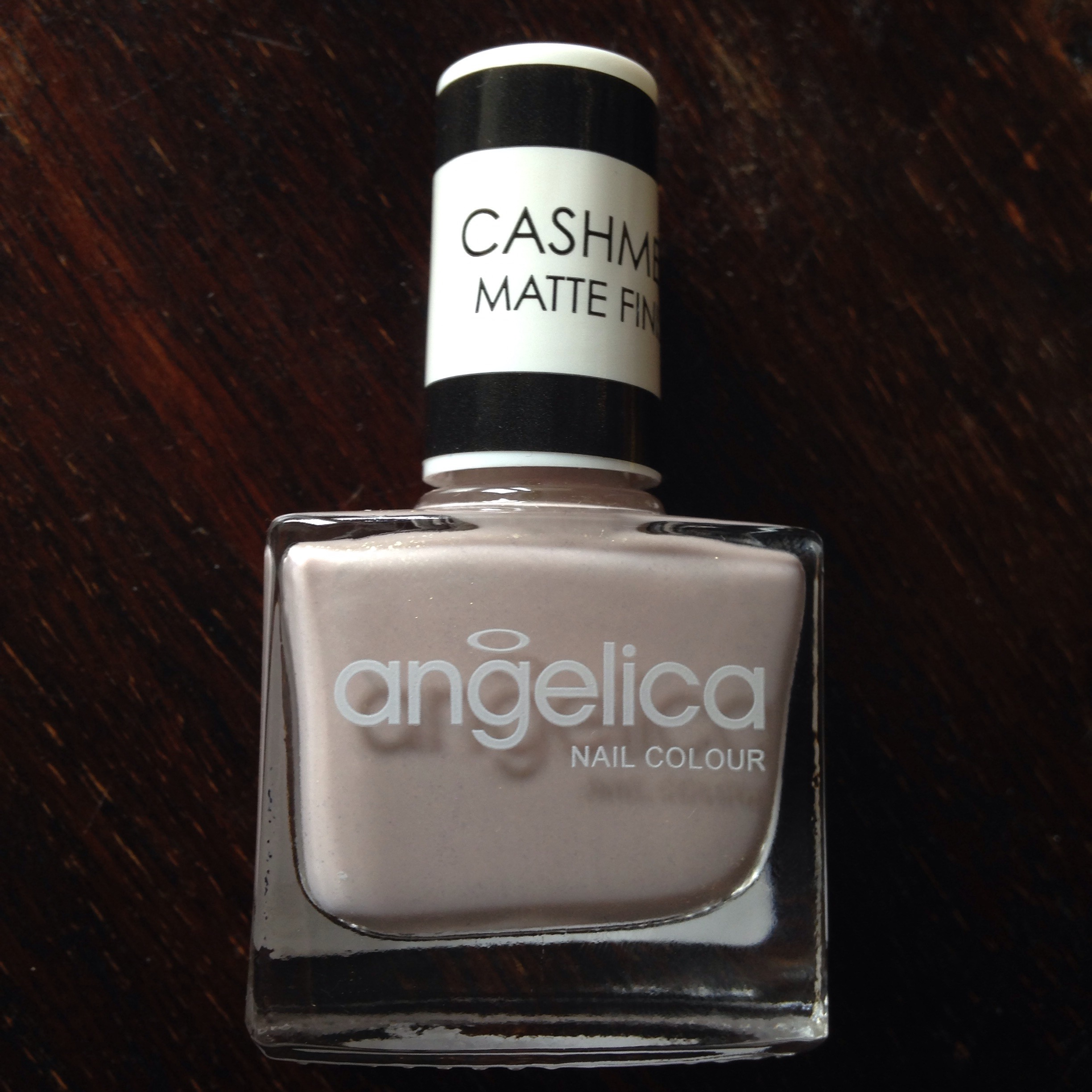 angelica nail polish review