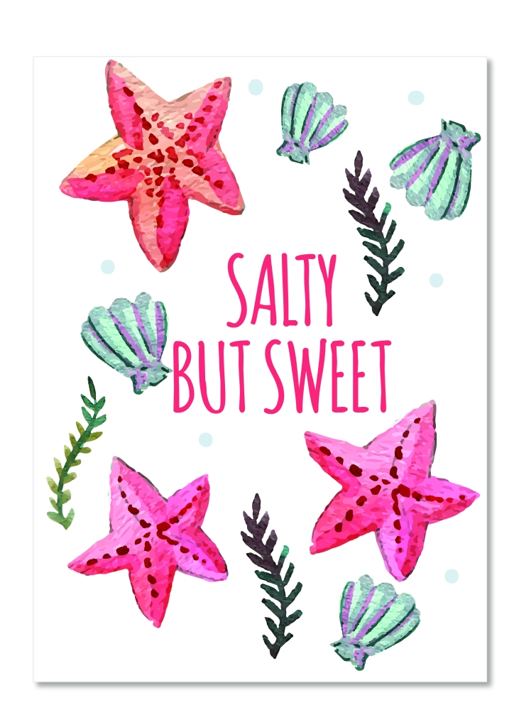 are you ready for summer salty but sweet